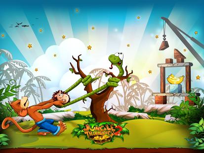 Capture d'écran Jungle Treasures 2