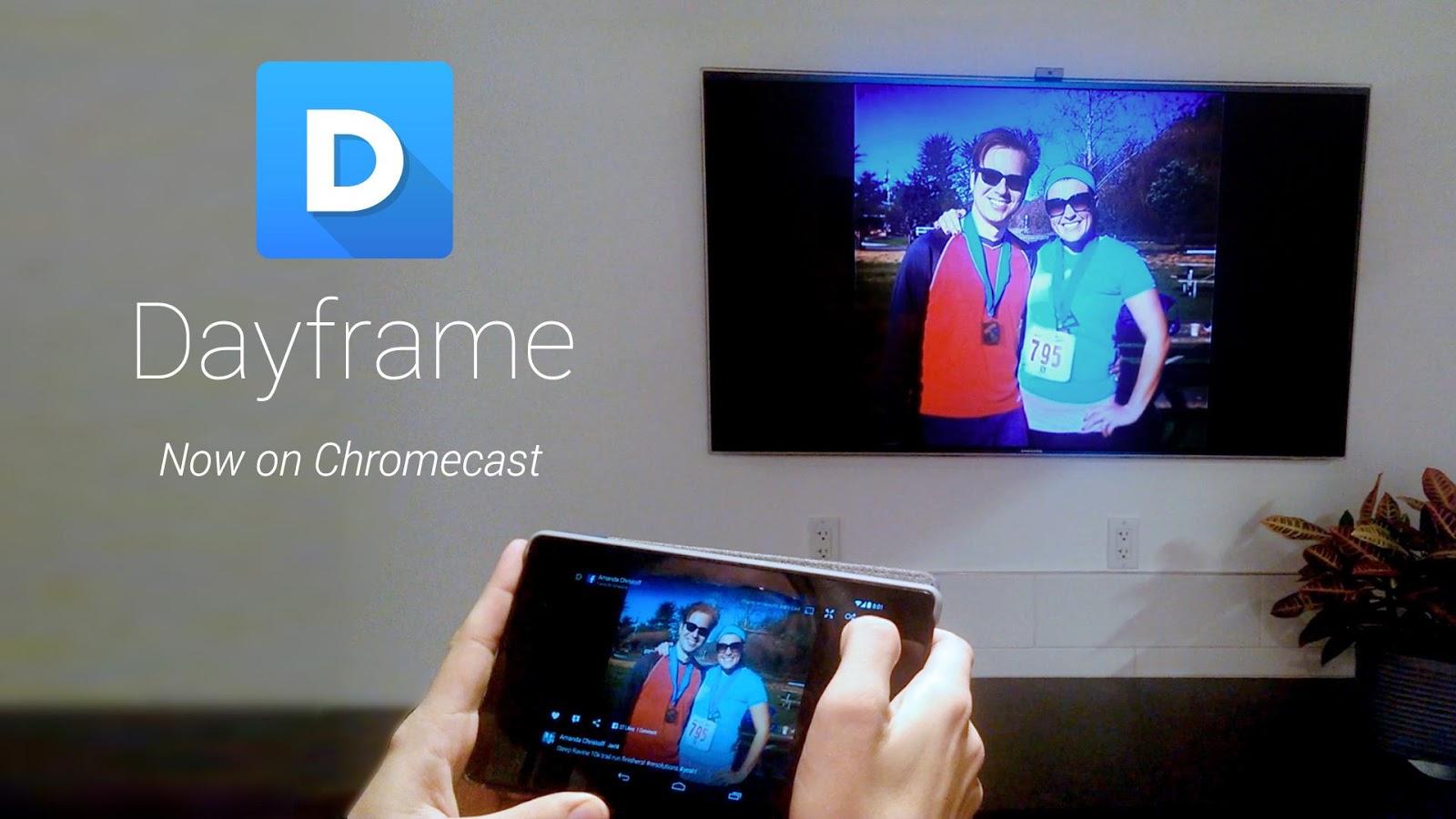 Capture d'écran Dayframe Android