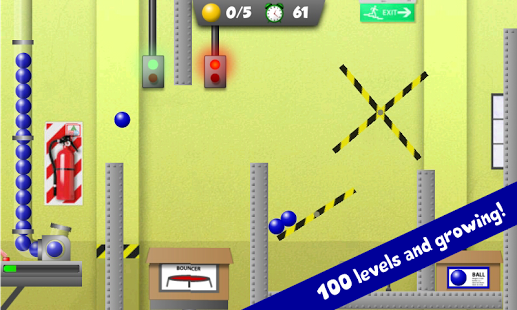 Capture d'écran Pack the Ball: Free Game