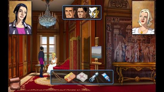 Capture d'écran Les Chevaliers de Baphomet