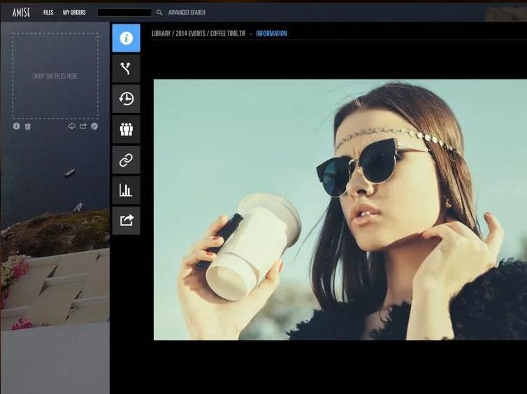 Capture d'écran Amise