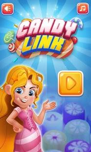 Capture d'écran Candy Link Puzzle