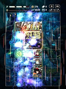Capture d'écran Terra Battle