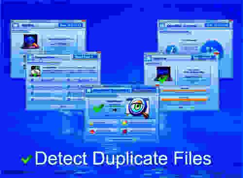 Capture d'écran Detect Duplicate Files
