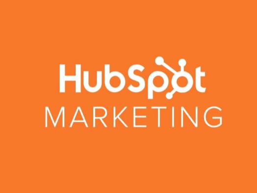 Capture d'écran Hubspot Marketing Pro