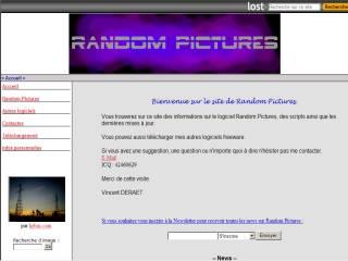 Capture d'écran Random Pictures