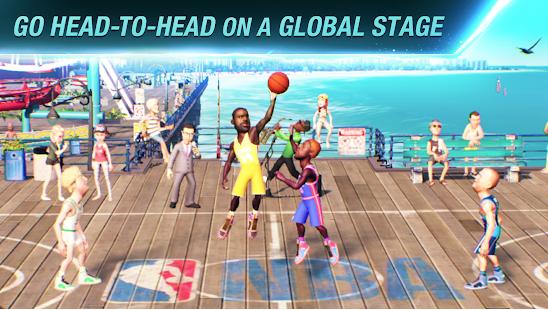 Capture d'écran NBA 2K Playgrounds Android