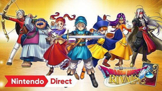 Capture d'écran Dragon Quest : Rivals IOS
