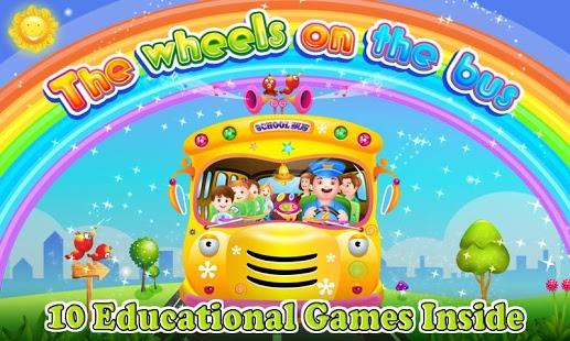 Capture d'écran The Wheels On The Bus