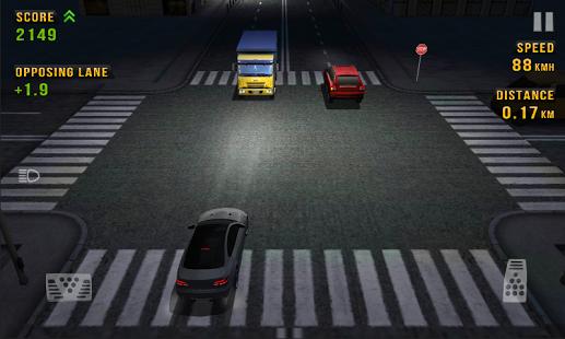 Capture d'écran Traffic Racer