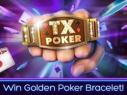 Capture d'écran TX Poker – Texas Holdem Online