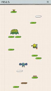 Capture d'écran Doodle Jump