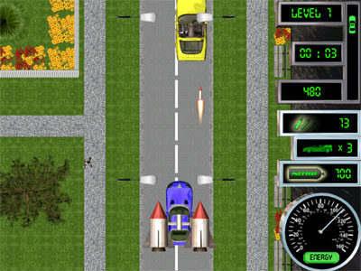 Capture d'écran Smart Cars