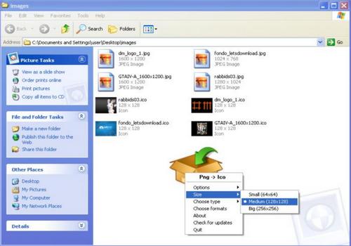 Capture d'écran ToYcon
