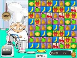 Capture d'écran Juicy Puzzle