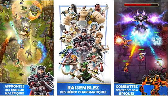 Capture d'écran Darkfire Heroes