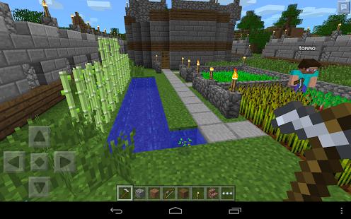 Capture d'écran Minecraft – Pocket Edition