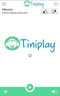 Capture d'écran Radio TiniPlay