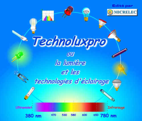 Capture d'écran TECHNOLUXPRO
