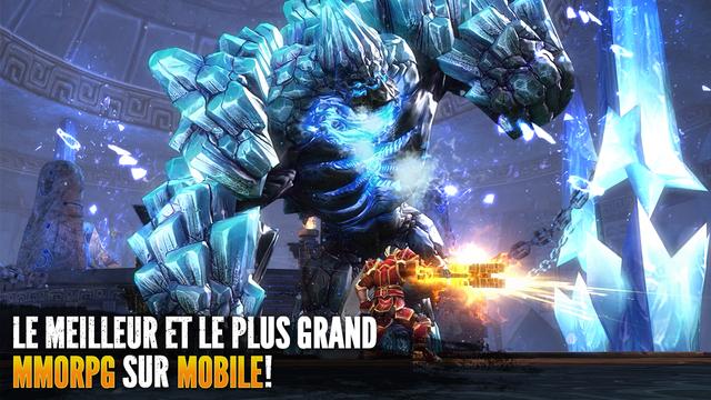 Capture d'écran Order and Chaos  2 : Redemption iOS