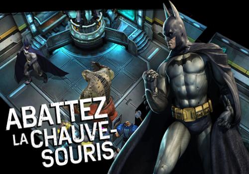 Capture d'écran Batman Arkham Underworld Android