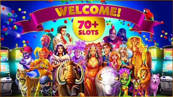 Capture d'écran Caesars Slots