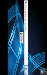 Capture d'écran Convert Video to mp3