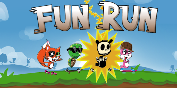 Capture d'écran Fun Run – Multiplayer Race