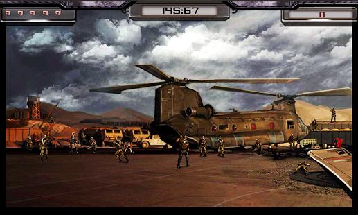 Capture d'écran Tireur d'élite Army Sniper