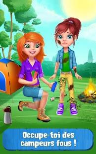 Capture d'écran Journée de Folie au Camping