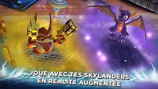 Capture d'écran Skylanders Battlecast Android