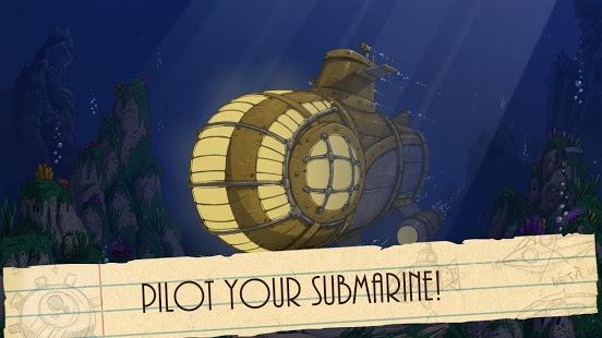 Capture d'écran Echoes : Deep-sea Exploration