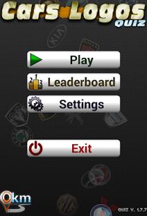 Capture d'écran Cars Logos Quiz HD