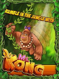 Capture d'écran Ms. Kong