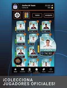 Capture d'écran La Liga Puzzle