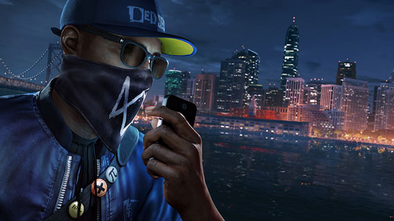 Capture d'écran Watch Dogs 2