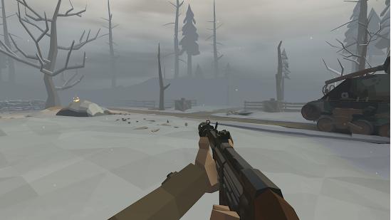 Capture d'écran World War Polygon Android