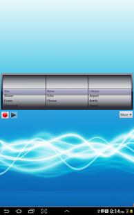 Capture d'écran Meilleur Transformeur de Voix