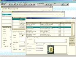 Capture d'écran CybGestion