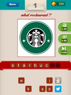 Capture d'écran What Restaurant ?