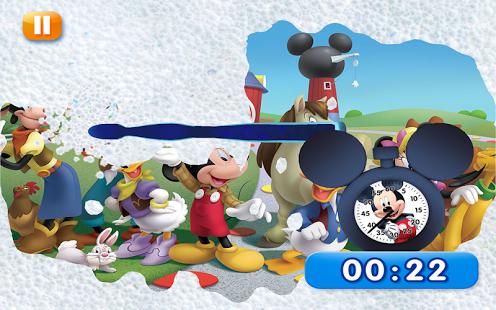 Capture d'écran Disney Magic Timer by Oral-B