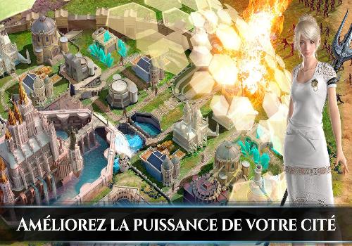 Capture d'écran Final Fantasy XV Les Empires Android