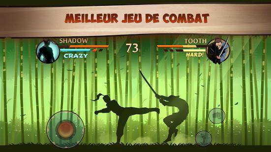 Capture d'écran Shadow Fight 2