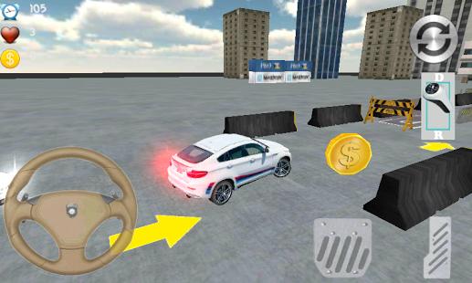 Capture d'écran Speed Parking Game