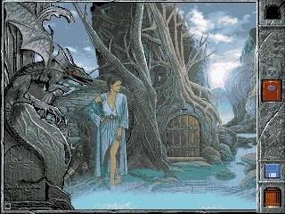 Capture d'écran Sortilèges 2002
