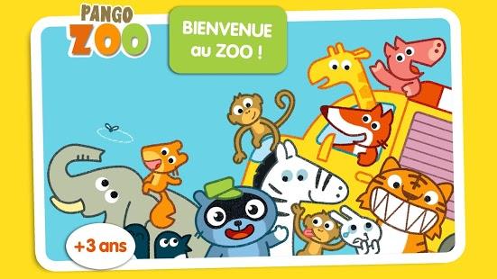Capture d'écran Pango Zoo