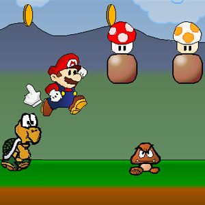 Capture d'écran Mario and Luigi Bros