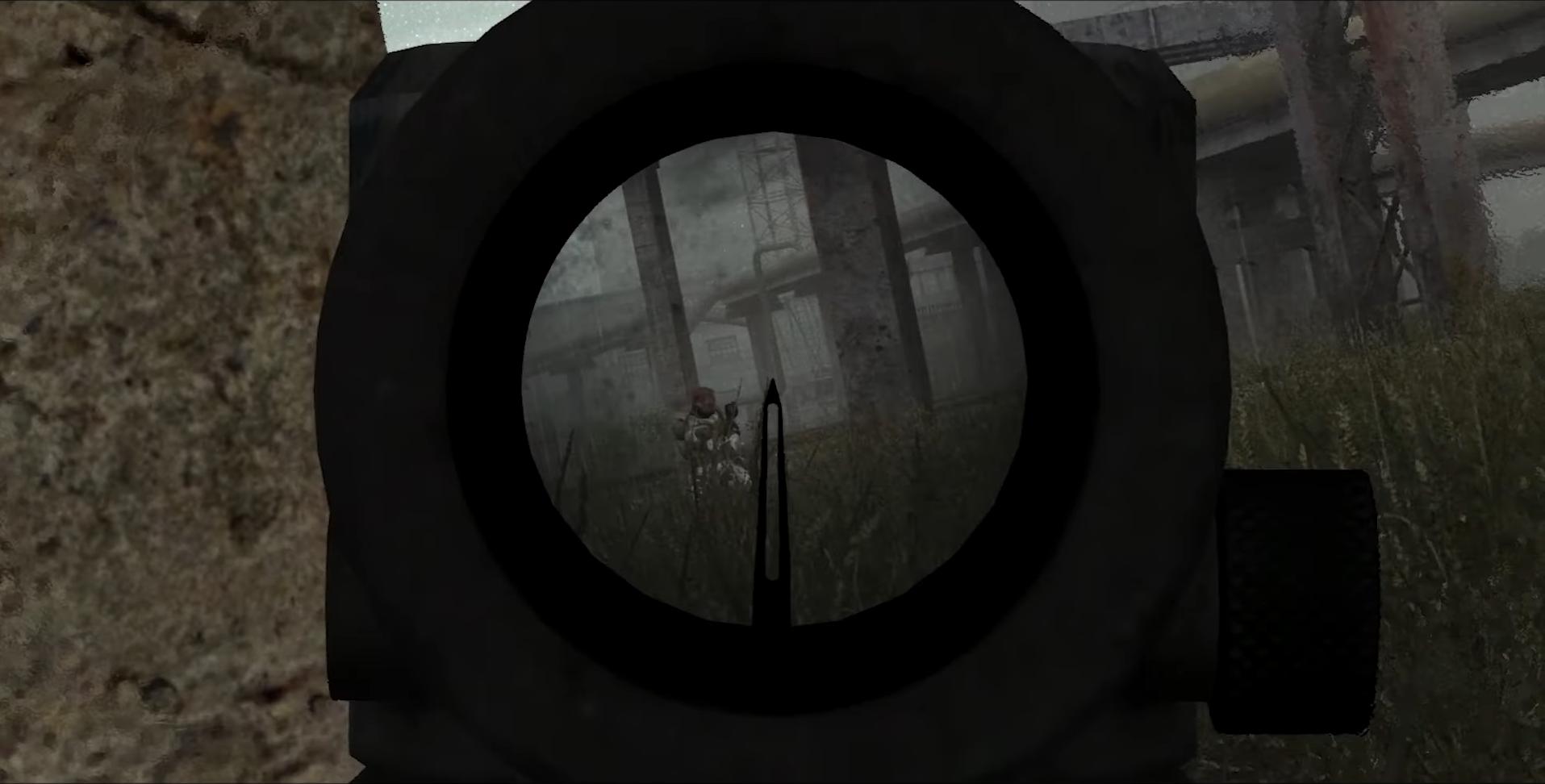 Capture d'écran Stalker Anomaly