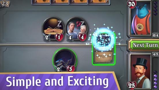 Capture d'écran Master of Cards – TCG game