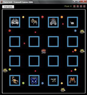 Capture d'écran The small Mario Grid